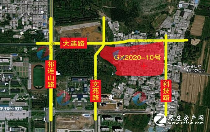 枣庄鲁控置业以3.63亿元竞得高新区一地块,成交楼面价约2729元/㎡
